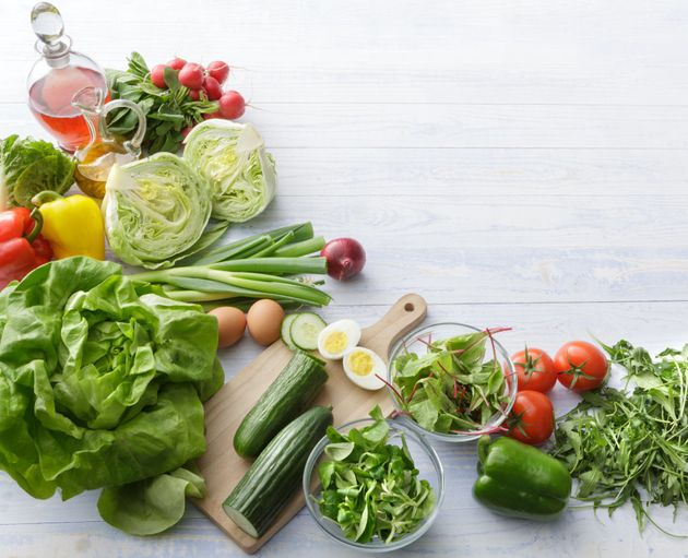 For the best flavoured veggies, look for what's in season and grown