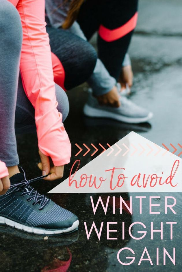 How To Get Through Winter Without Gaining