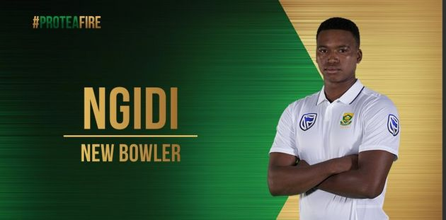 A Star Is Born – Lungi Ngidi Wraps Up India In Remarkable