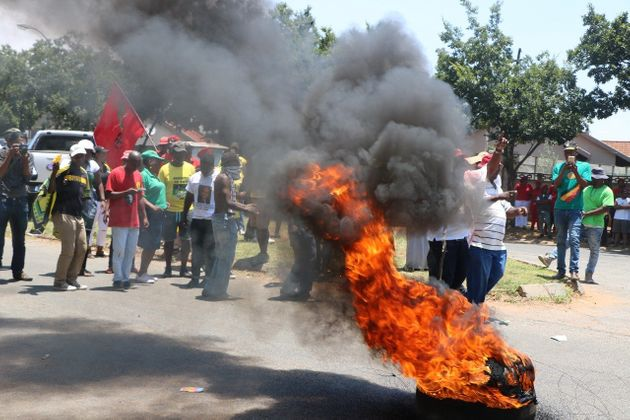 Has The EFF Resorted To A Culture Of