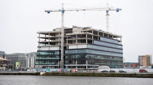 Construction contributed to the resurgence of the Irish economy after its