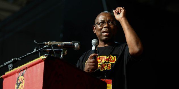 Zuma, Sdumo Dlamini, And May Day Booing: What's On Cosatu's Agenda This