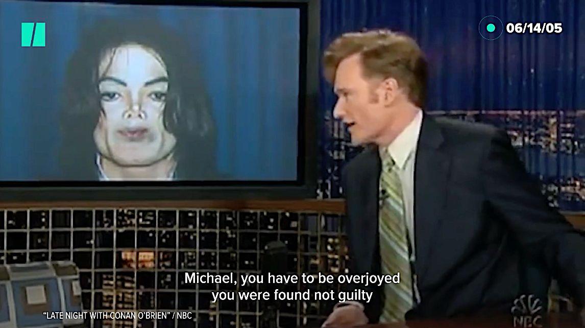 Michael Jackson's Alleged Child Molesting Has Been A Joke To