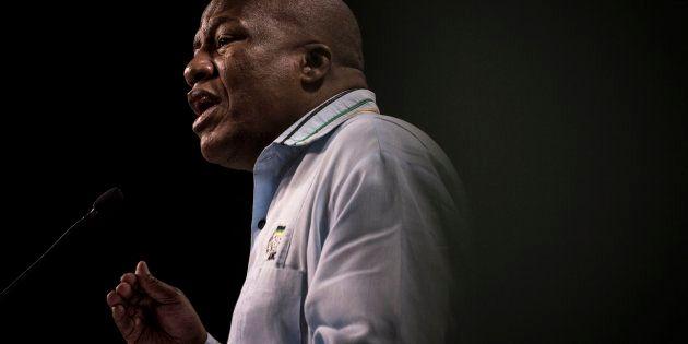 ANC chief whip Jackson