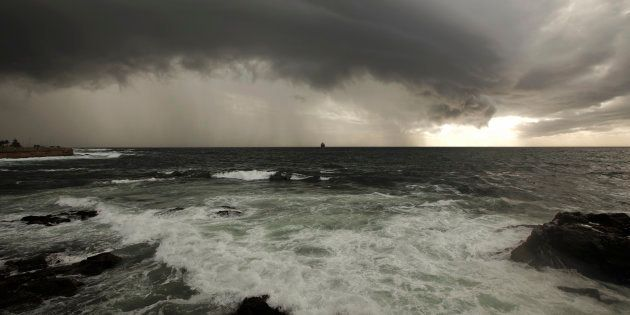 In Pictures: Cape Town's Worst Storm In