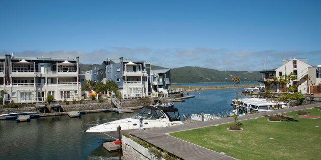 Thesen Harbor Town in