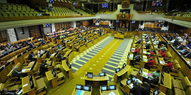 President Jacob Zuma announced that he was launching the probe at theend of