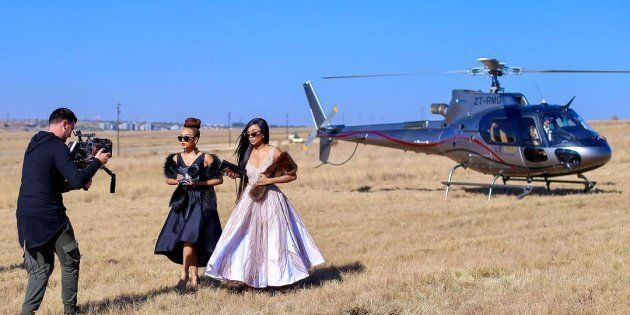 Here Are 5 Of The Must See Celeb Looks From The Weekend's Le Kap Lifestyle