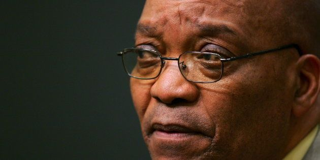 Zuma Is Fighting The DA's Court Bid To Force A Judicial Inquiry Into State