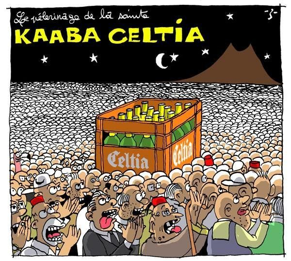 Printemps arabe: La presse satirique