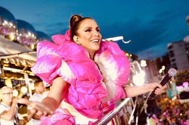 8 vezes em que Ivete Sangalo deixou o Carnaval de Salvador ainda