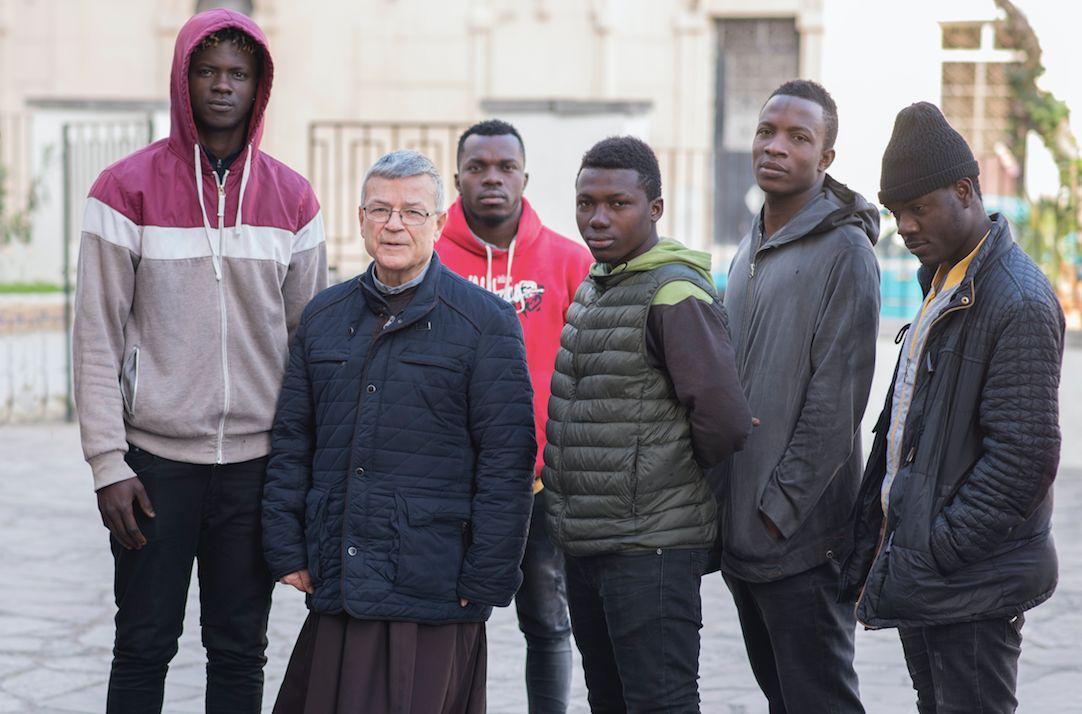 L'archevêque de Tanger