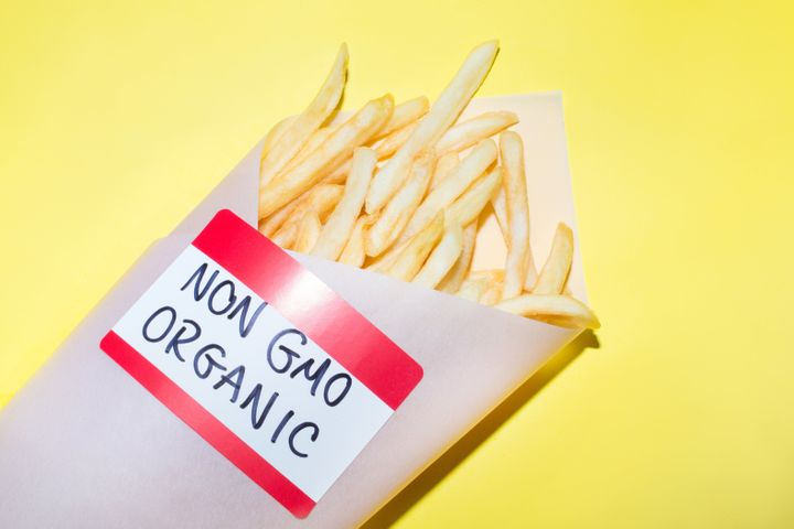 Organic junk food is still junk food