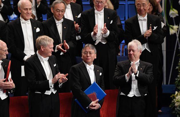 O escritor britânico-japonês Kazuo Ishiguro foi o último agraciado com o Nobel de...