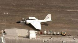 Ατύχημα με αεροπλάνο της NASA στο αεροδρόμιο