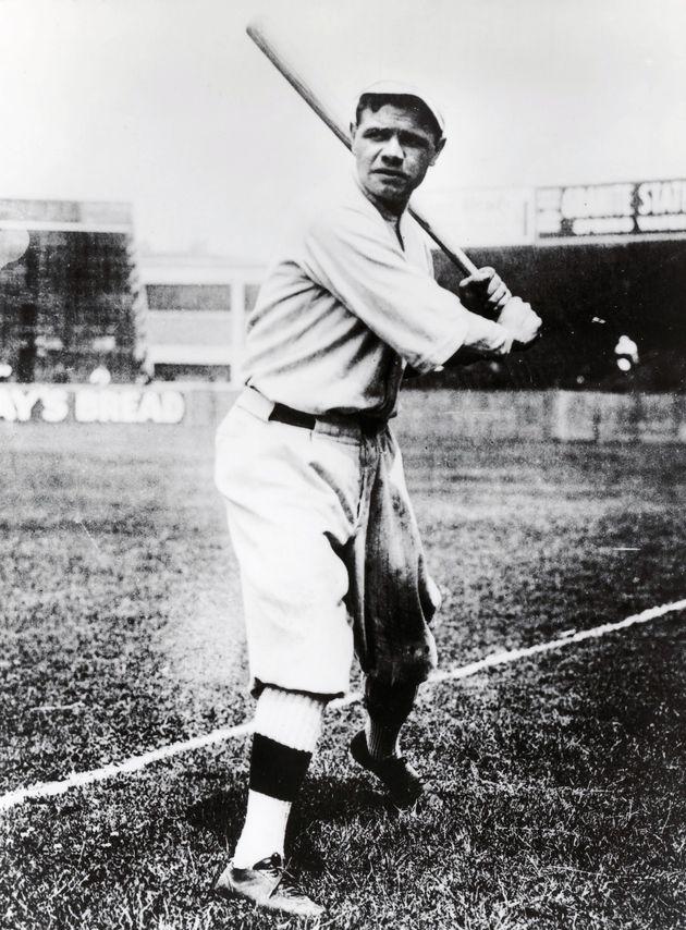ベーブ・ルース(1920年)