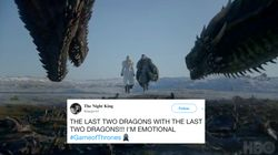 'Game Of Thrones' Fans Are Roaring About Dragon-Filled Final Season