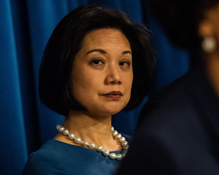 President Trump plans to nominate Jessie Liu, the U.S. attorney for the District of Columbia, as associate attorney general,