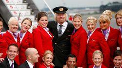 영국 버진항공이 승무원 '메이크업 의무' 규정을