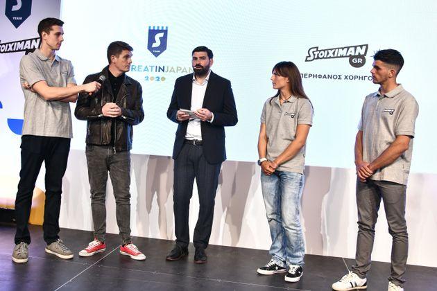 Οι Έλληνες αθλητές που θα λάμψουν στους Ολυμπιακούς Αγώνες του Τόκυο με τη στήριξη της