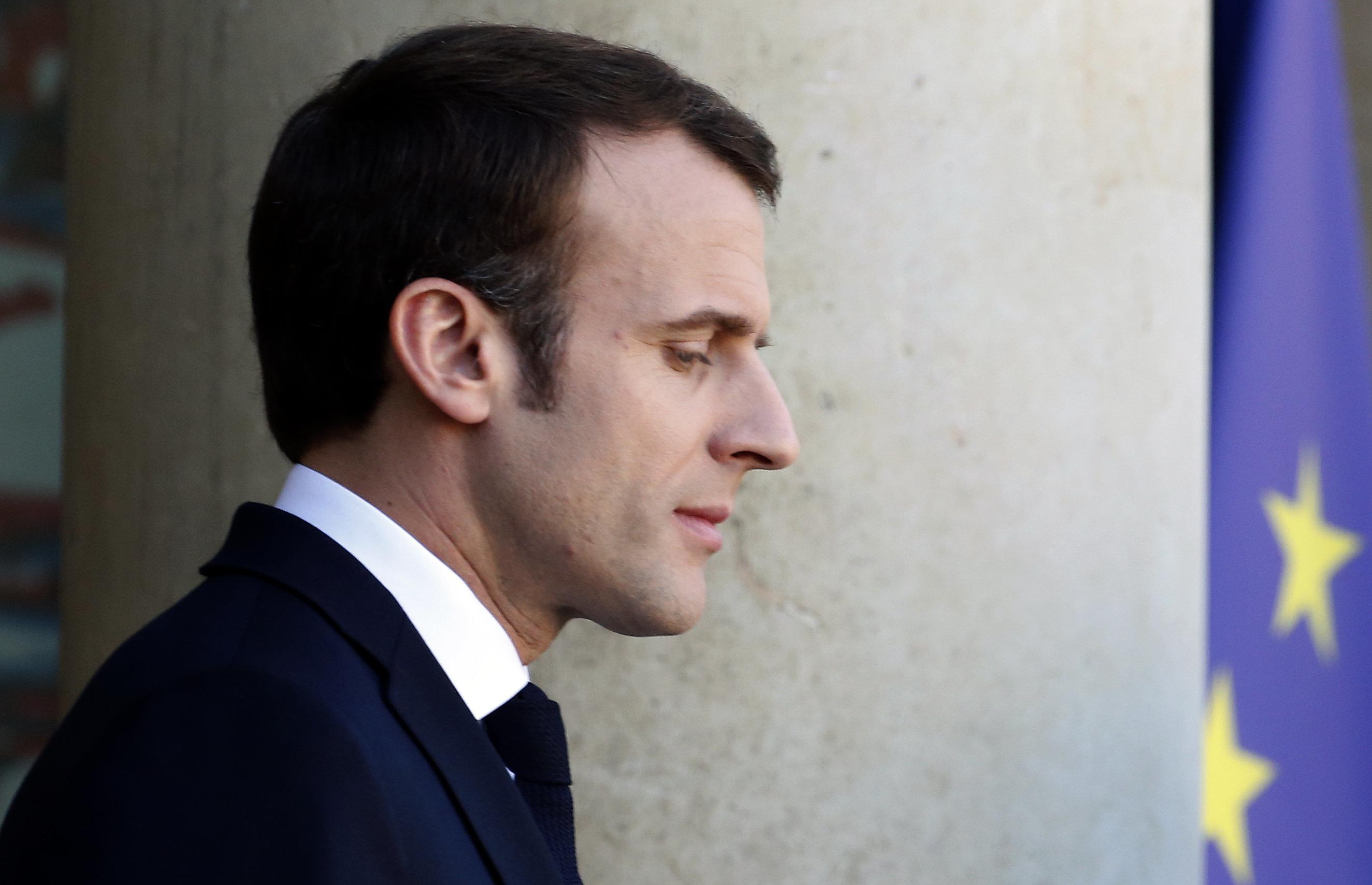 Emmanuel Macron fordert eine Reform der EU: So lauwarm reagiert