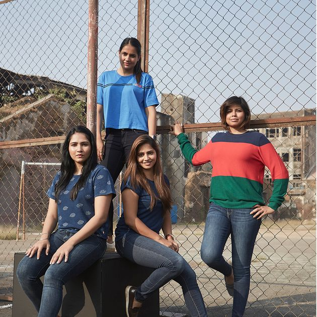 Levi's® celebrates the collective power of women with #IShapeMyWorld Season