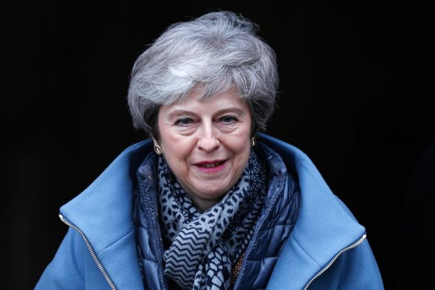 Boost For May's Brexit Deal As Workers' Rights Plan Backed By Labour