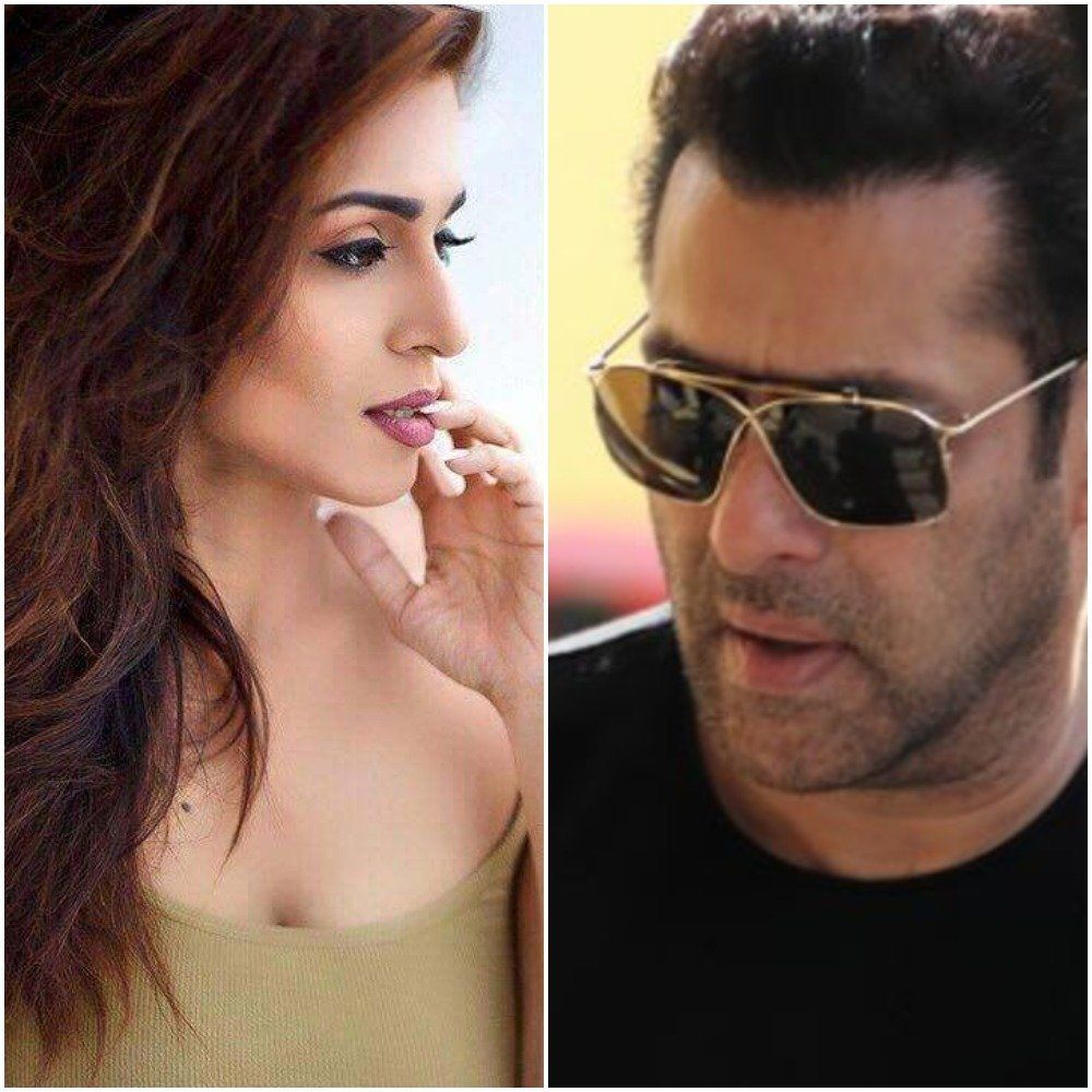 Model Andria D'Souza Urges Salman Khan To Fire 'Being Human' Partner Manish Mandhana For Sexually Assaulting