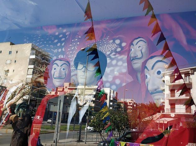 La Casa de Papel και Fortnite «σπάνε» τα ταμεία και στις