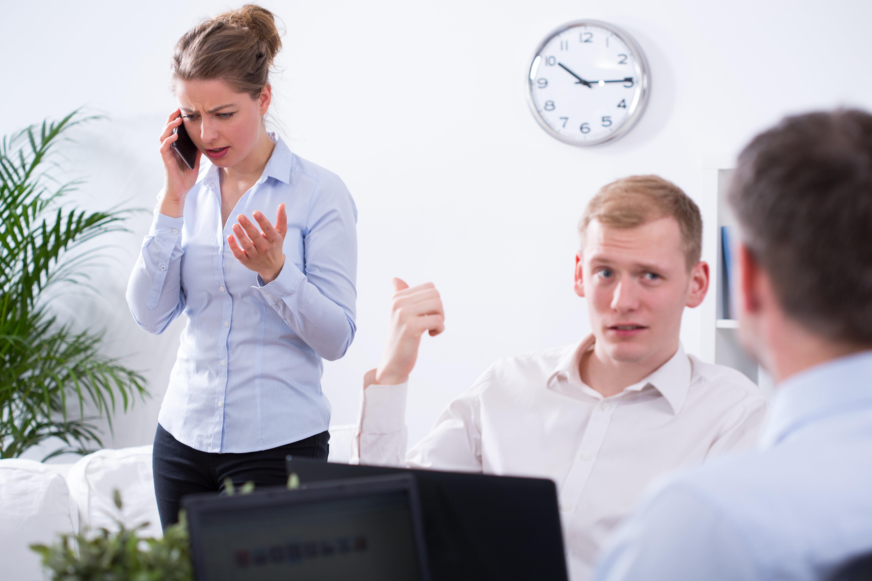πολιτική για τα ραντεβού με συναδέλφους