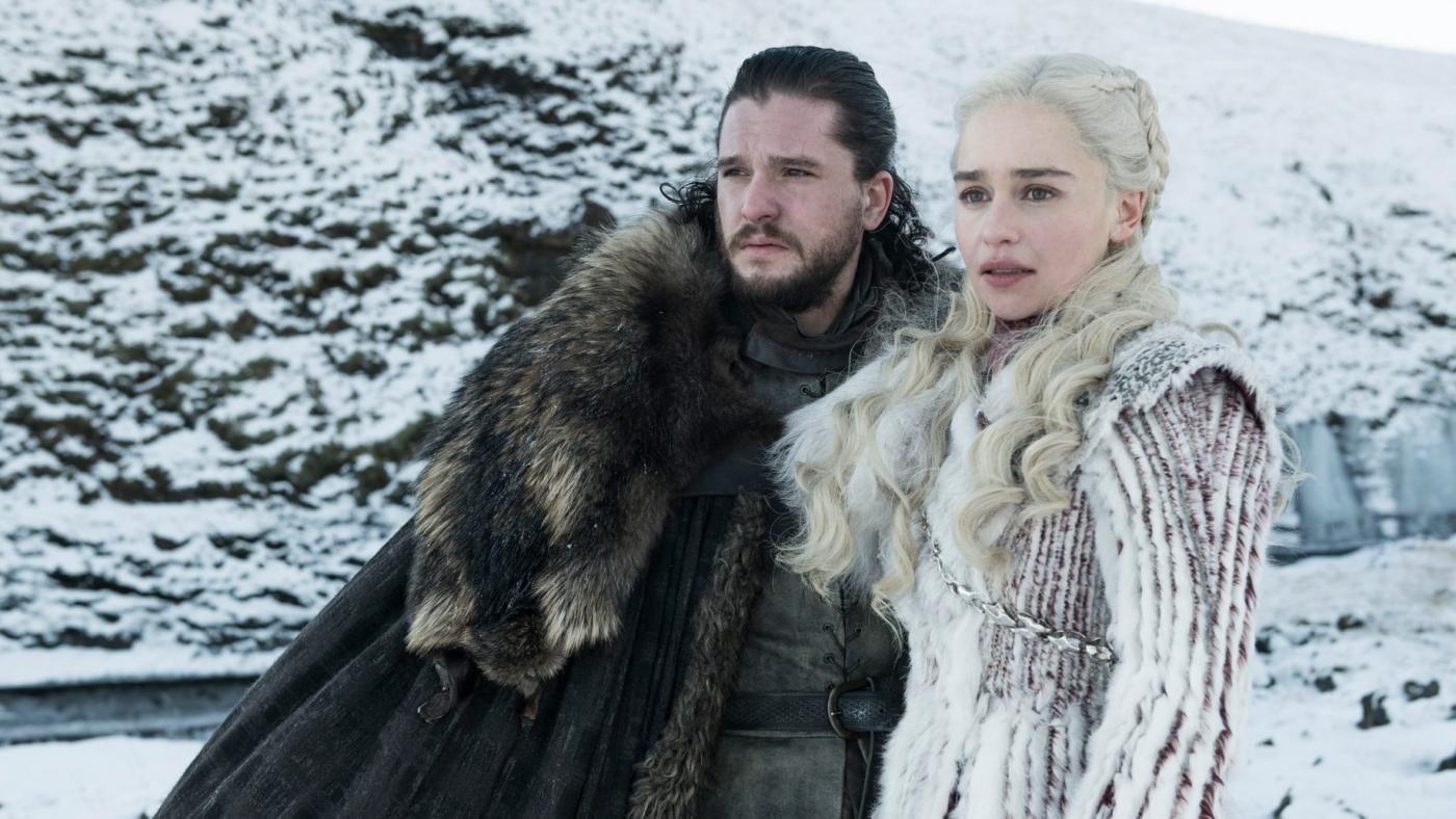 Stephen Colbert Guesses 'Game of Thrones' Final Scene; Kit Harrington Mum