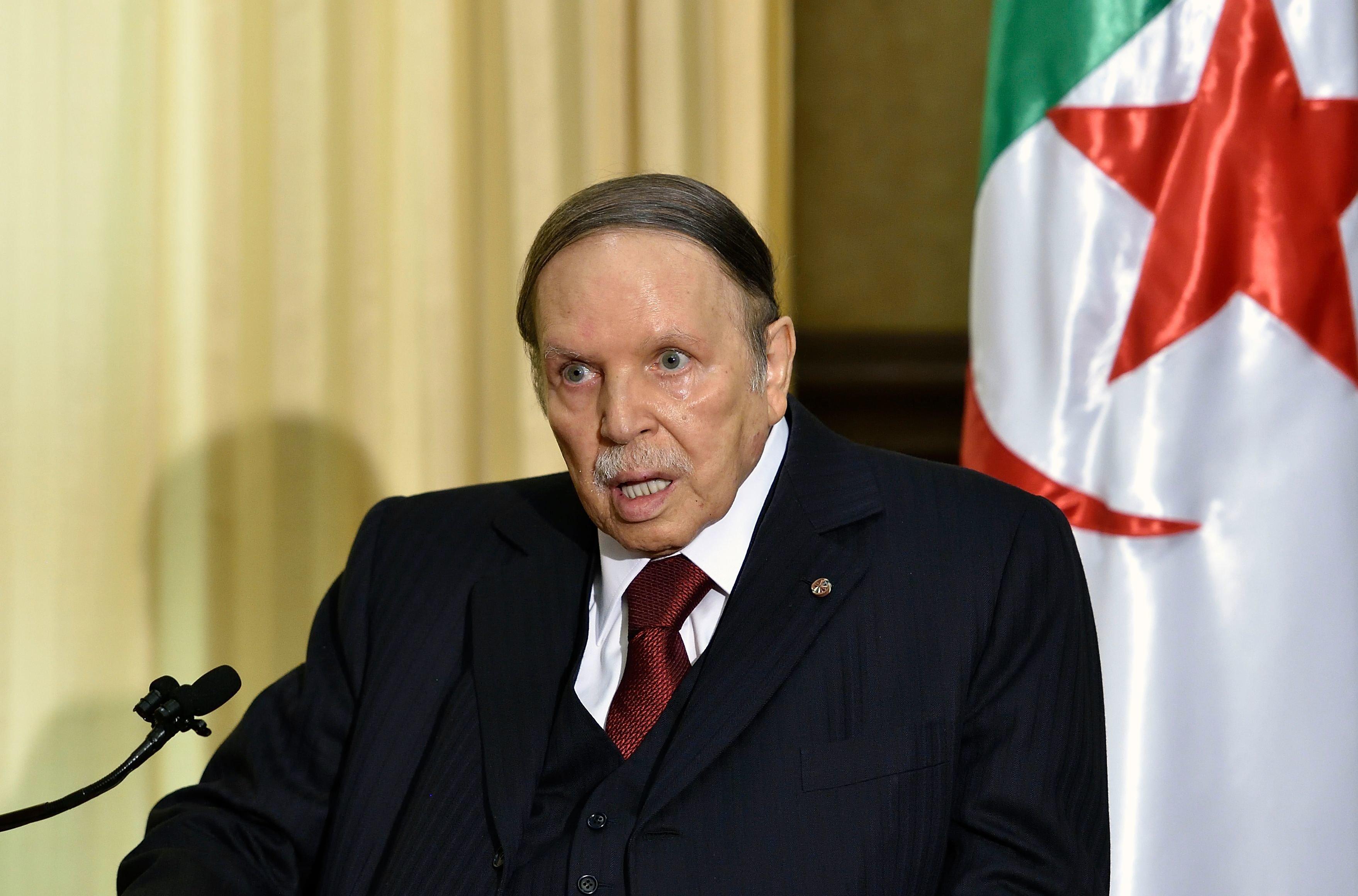 La santé de Bouteflika sous