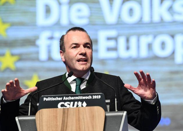 Οχι από Βέμπερ στην ένταξη της Τουρκίας στην Ευρωπαϊκή