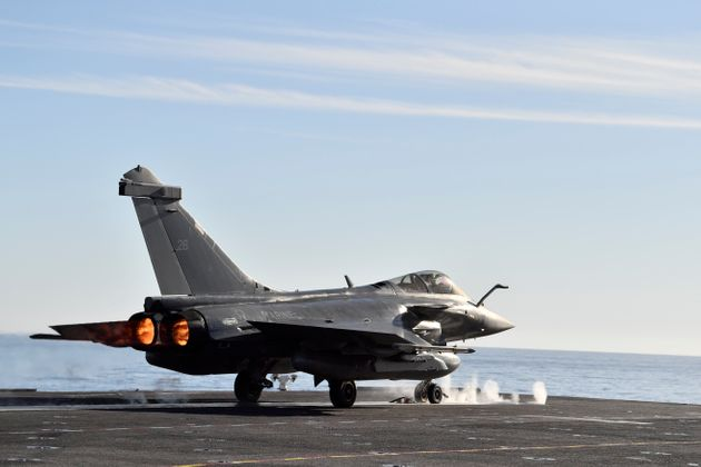 Without Rafale How Can We Fight F-16 Planes: Centre To Supreme
