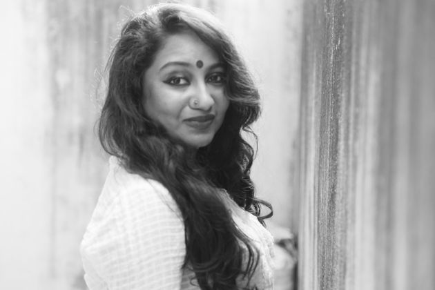 Sharanya Manivannan dips into 'Women with Big