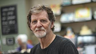 LAKEWOOD, CO - AUGUST 15: Baker Jack Phillips, owner of Masterpiece Cakeshop, manages his shop in Lakewood, Colo. August 15, 2018. Phillips has sued Colorado Gov. John Hickenlooper and state civil rights officials claiming Colorado has renewed its religious persecution of him in defiance of a recent U.S. Supreme Court decision for refusing to create a cake commemorating gender transition. (Photo by Hyoung Chang/The Denver Post via Getty Images)