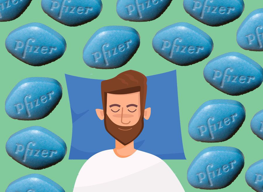 'They Take It Before Going To A Club': Why Viagra Is Being Used By A New