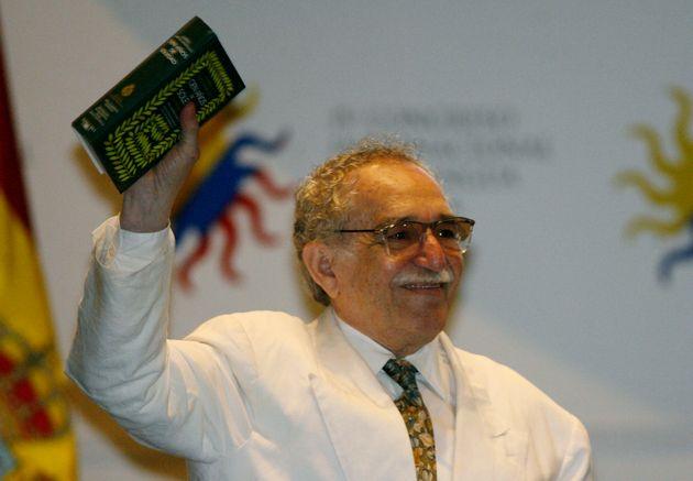 Gabriel Garcia Marquez venceu o Nobel de Literatura em 1982, com Cem Anos de