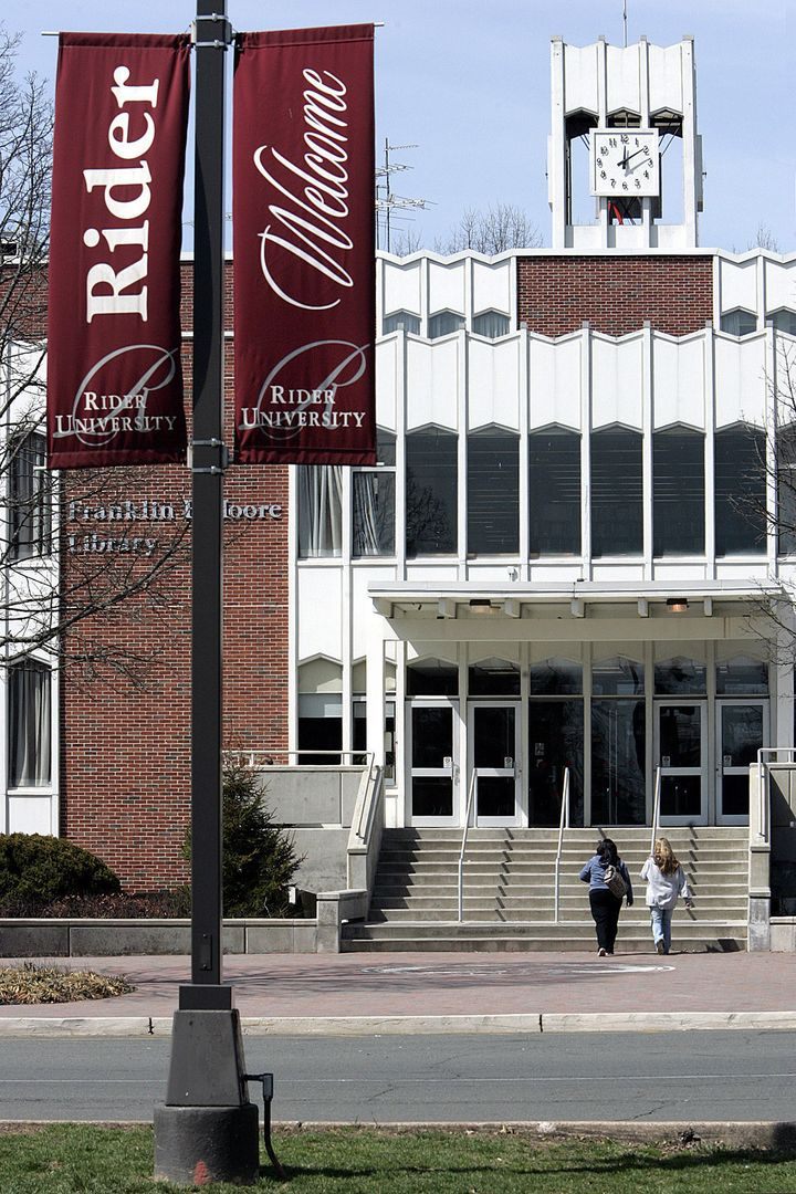 Rider University in New Jersey had said that the restaurant was removed from consideration because its values do not align wi