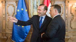 Σε σύγκρουση με τους ηγέτες του ΕΛΚ ο Ορμπαν - Ερχεται κόκκινη