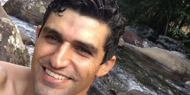 Agressor foi identificado comoJonas Guimarães do Amaral Neto, de 34 anos, namorado da