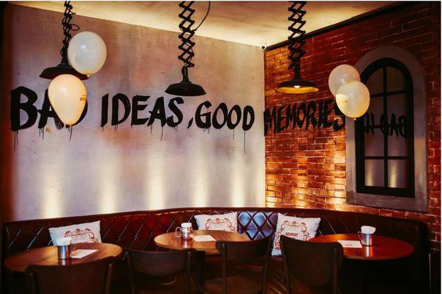 Projeto de George e Julia Zardo faz do The Room o melhor ambiente da Restaurant