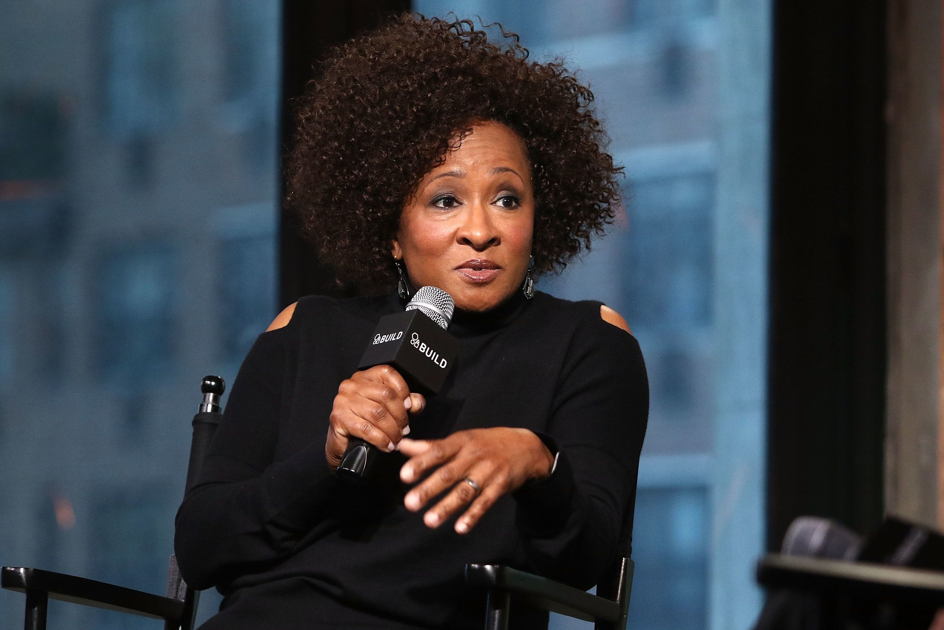 NEW YORK, NY - OCTOBER 19:  Wanda Sykes attends The Build Series to discuss her new project 'What Happened...Ms. Sykes' at AOL HQ on October 19, 2016 in New York City.  (Photo by Laura Cavanaugh/WireImage)