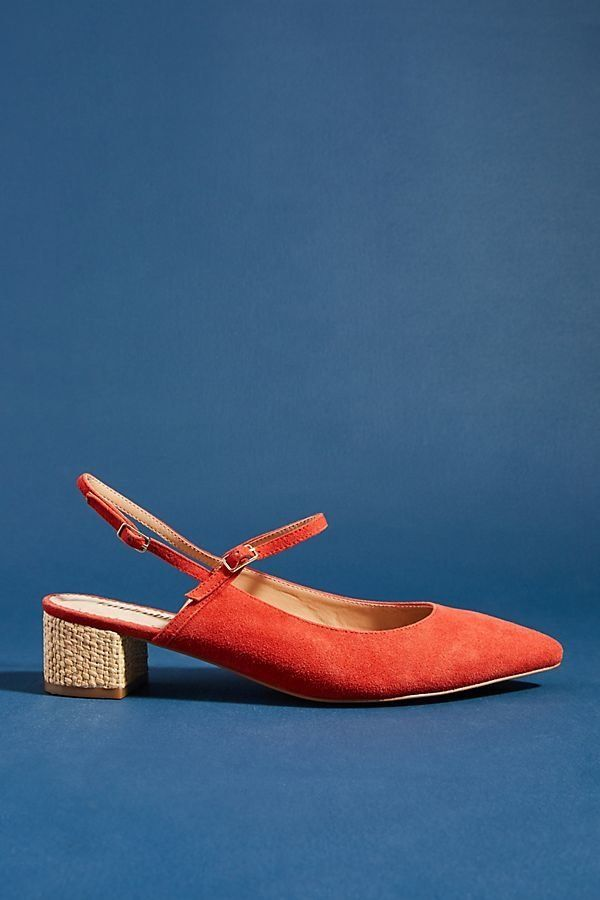 9aa1fa07d45ee 25 Stunning Slingbacks That'll Step Up Any Outfit | HuffPost Life