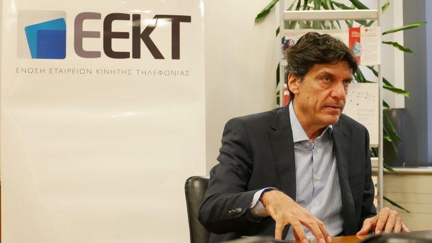 Γιώργος Στεφανόπουλος: Η επανάσταση του 5G και των δικτύων κινητής