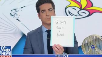 Jesse Watters confuses Gayle King and Robin Roberts.
