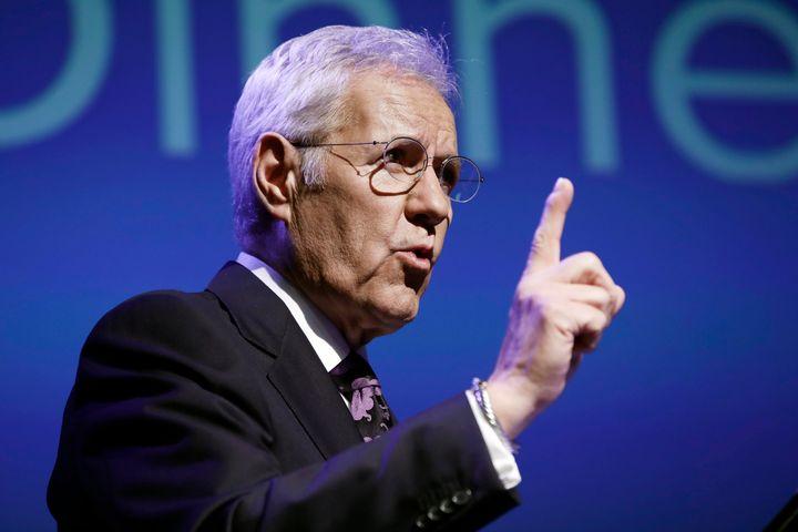 "Alex Trebek, longtime ""Jeopardy!"" host, has died."
