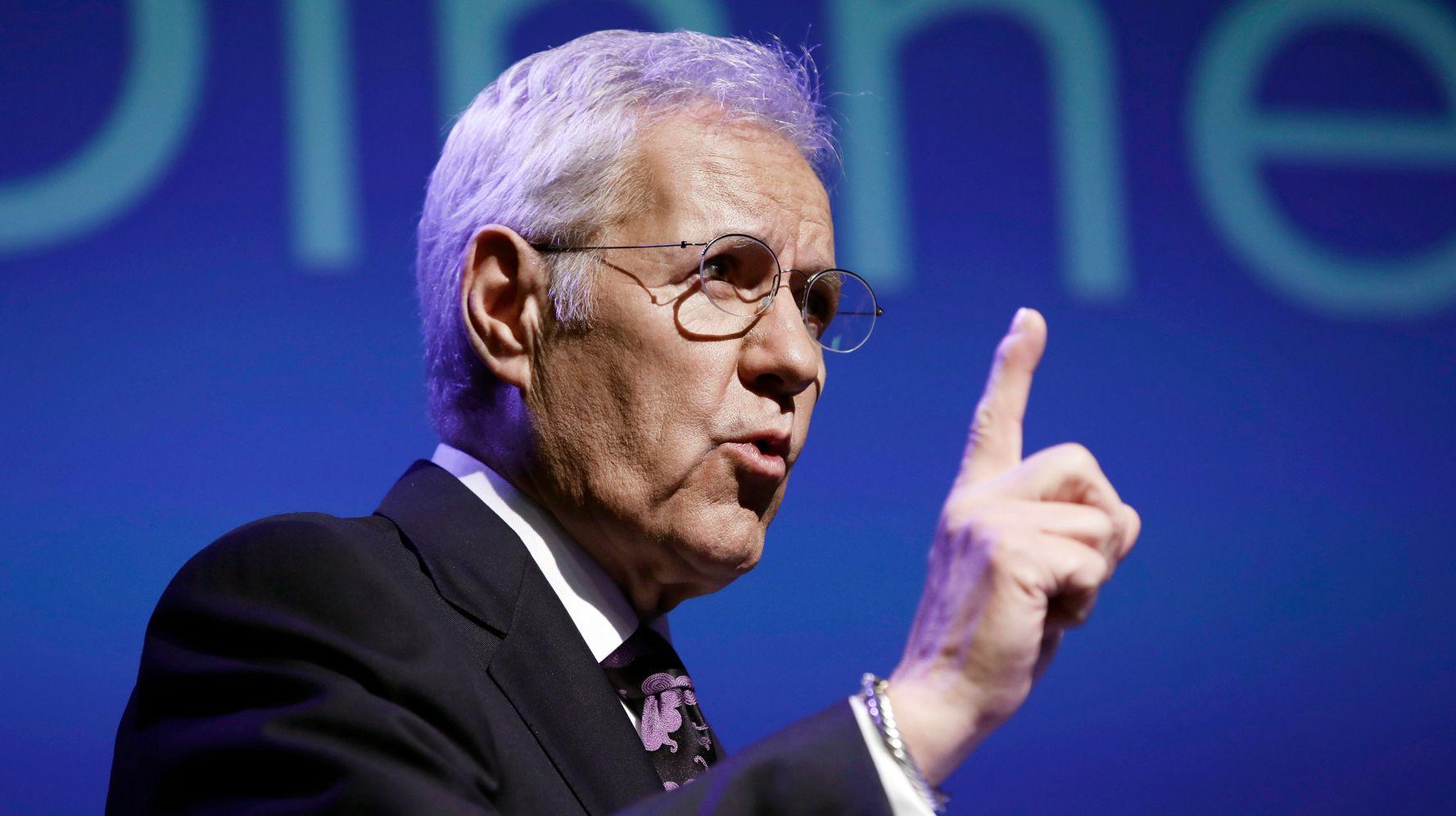 'Jeopardy!' Host Alex Trebek Dead At 80