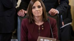 US Senator Martha McSally Says She Was Raped While In The Air
