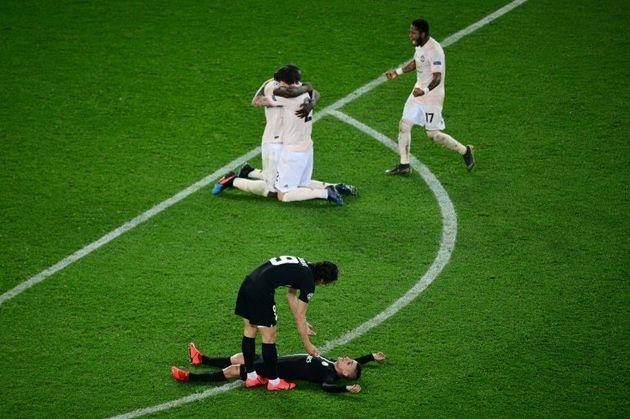 Ligue des champions: le PSG subit une nouvelle